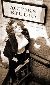 Monroe at Actor's Studio